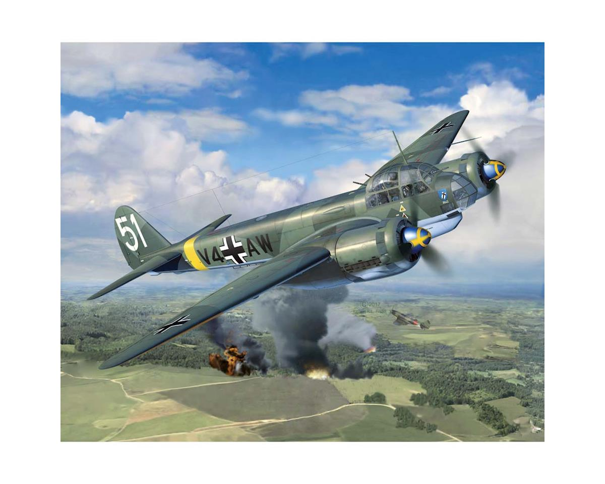 03935 1/48 Junkers Ju88 A-4 by Revell Germany