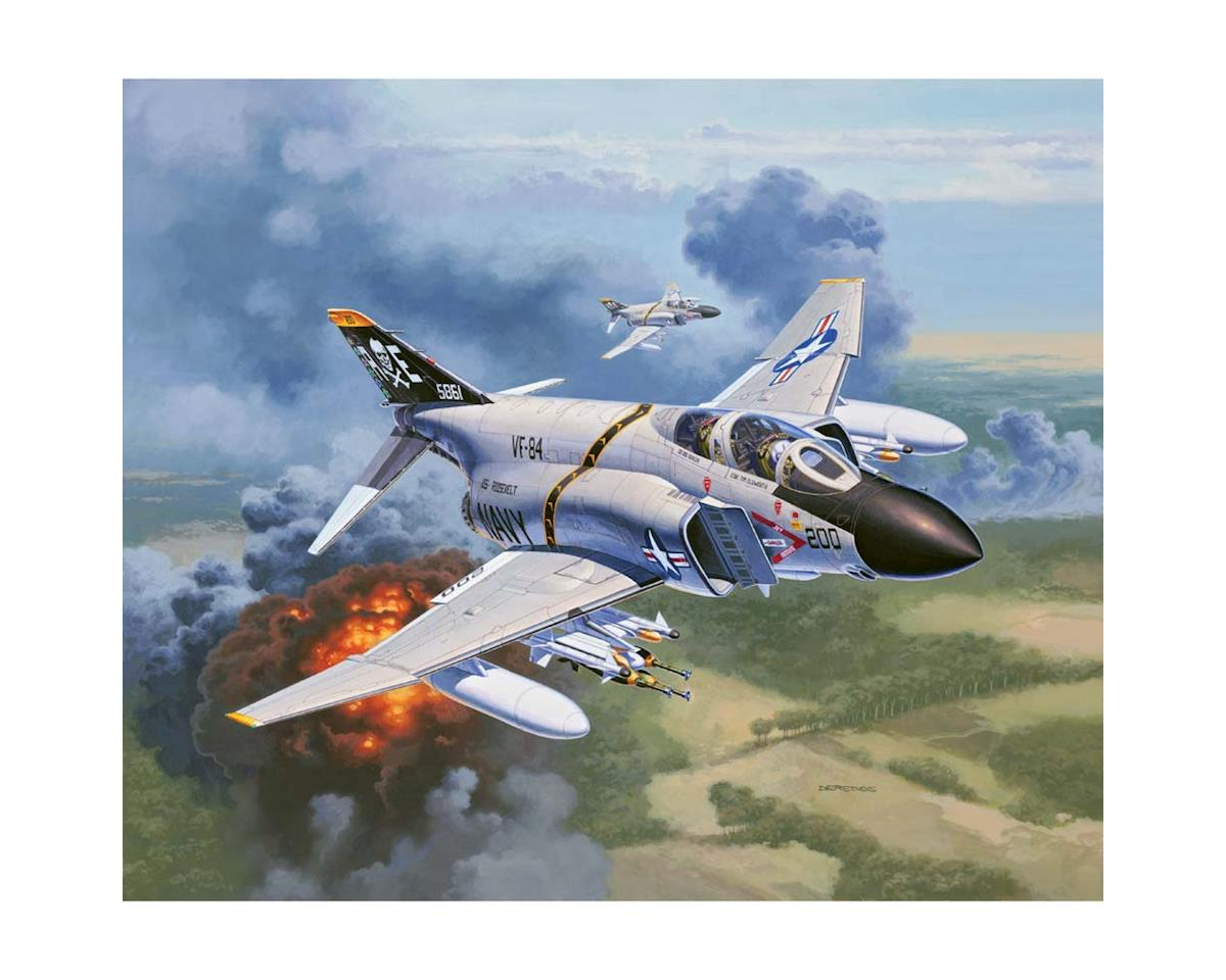 Revell Germany 1/72 F-4J Phantom Us Navy