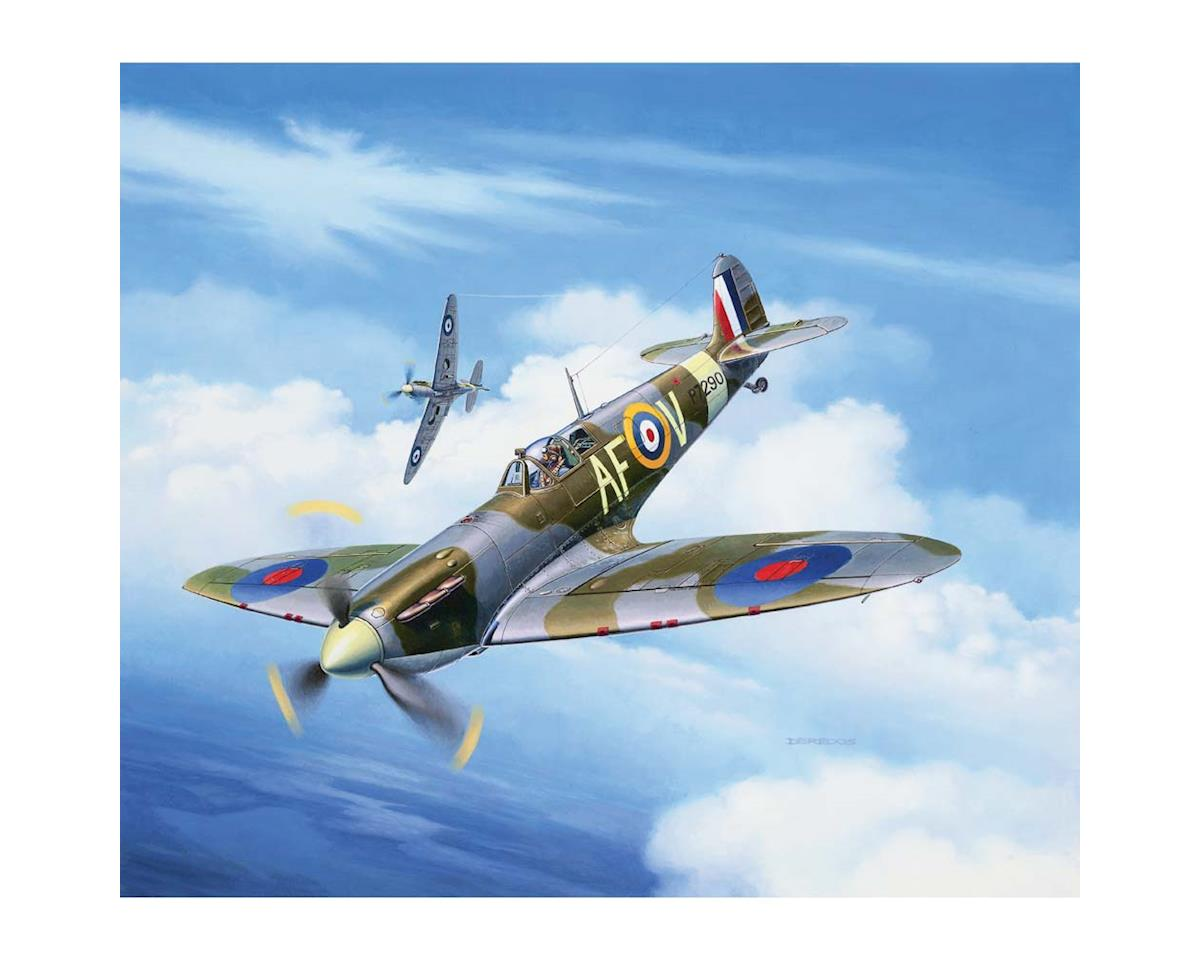 03953 1/72 Spitfire MK.IIA by Revell Germany