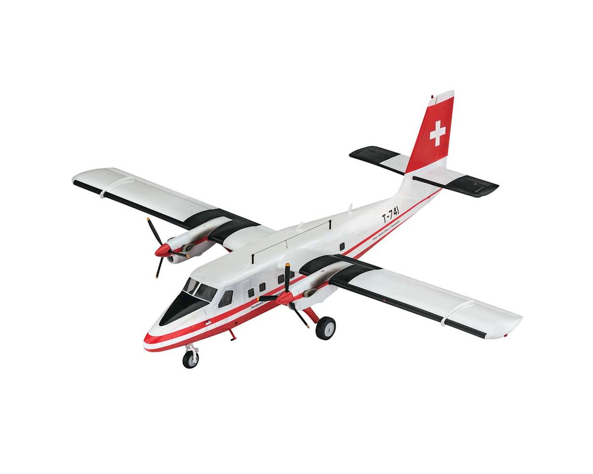 Revell Germany 1/72 Dhc-6 Twin Otter  Swisstopo