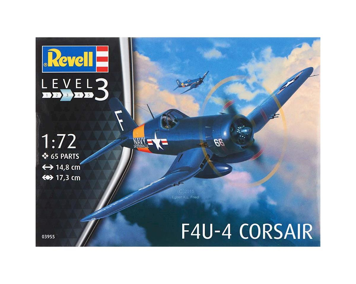 Revell Germany 1/72 F4u-4 Corsair