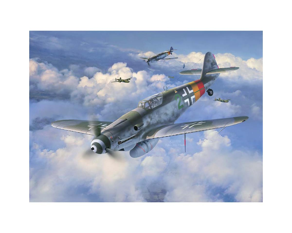 Revell Germany 1/48 Messerschmitt Bf109 G-10