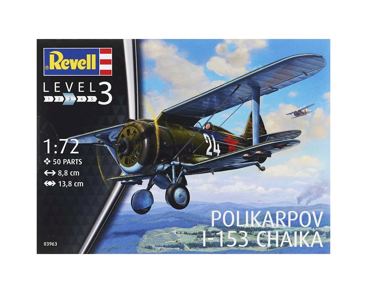 1/72 Polikarpov I-153 Chaika by Revell Germany