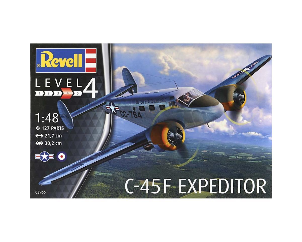 Revell Germany 1/48 C-45F Expeditor