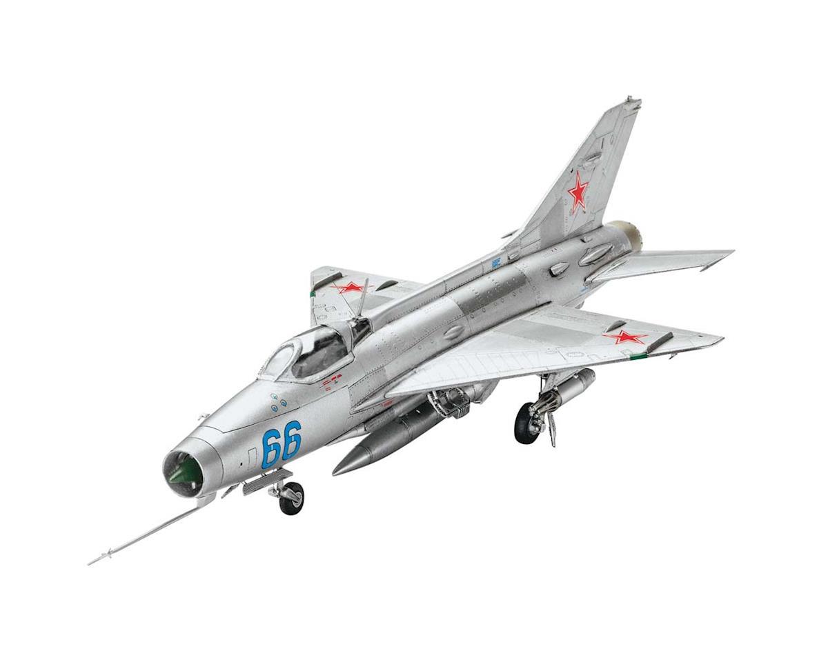 Revell Germany  1/72 Mig-21 F.13