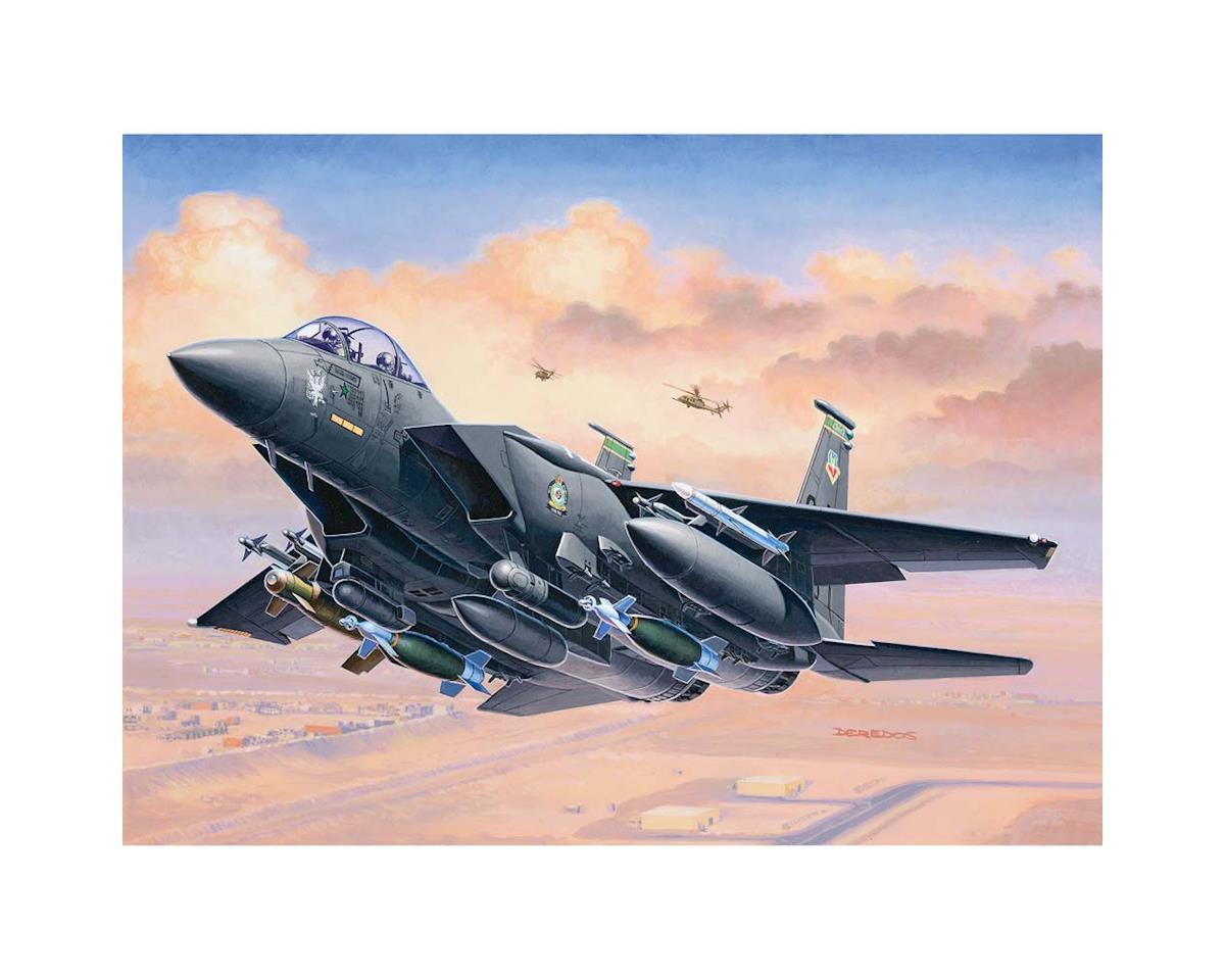 1/144 F-15E Strike Eagle & Bombs