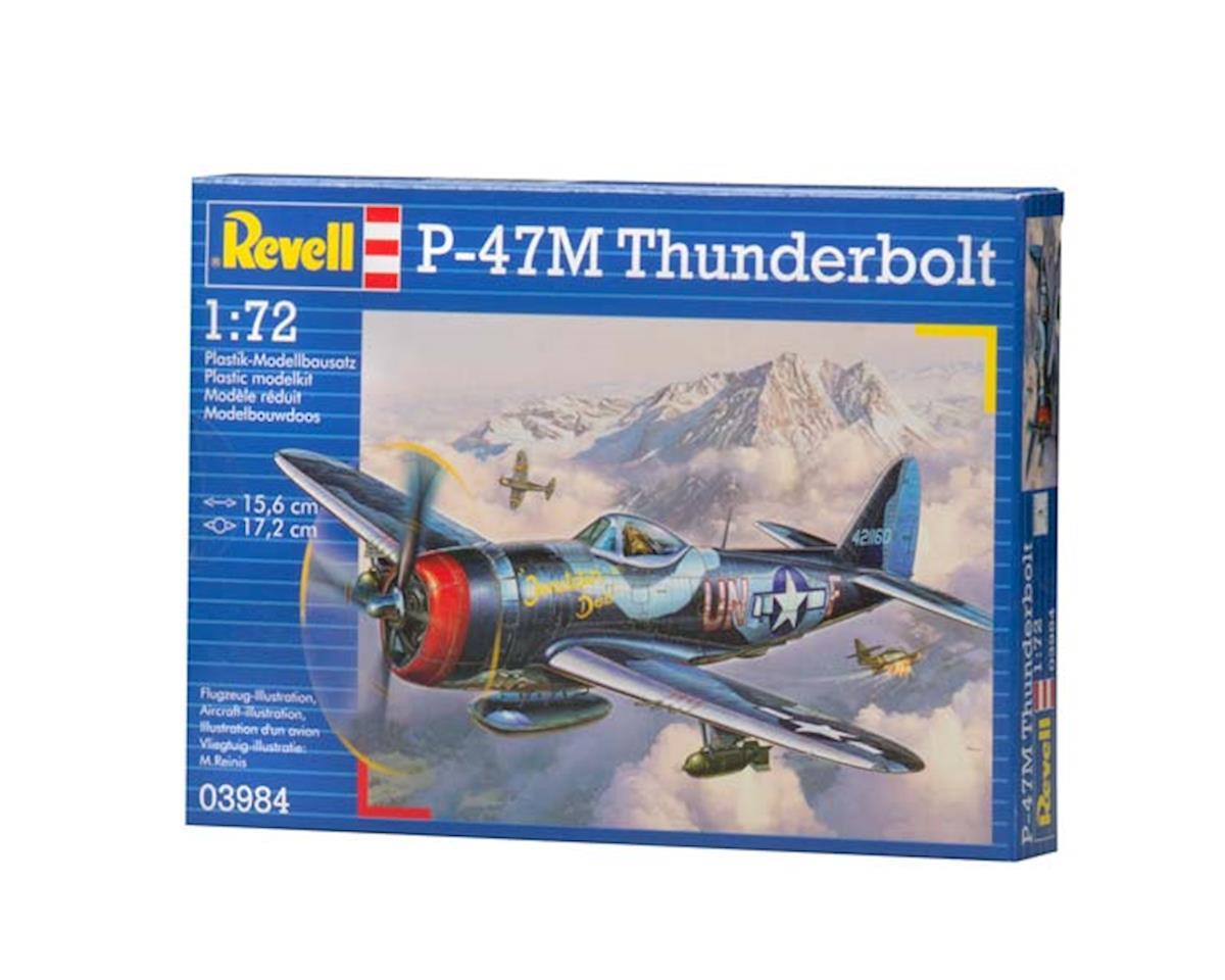 Revell Germany  1/72 P-47 M Thunderbolt