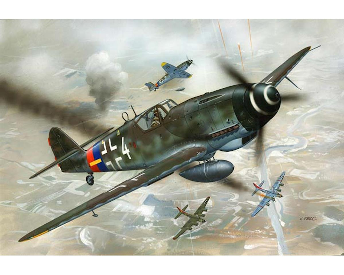 Revell Germany 04160 1/72 Messerschmitt Bf 109 G-10