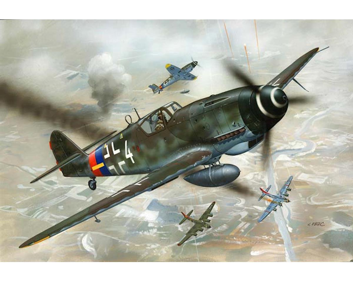 04160 1/72 Messerschmitt Bf 109 G-10 by Revell Germany