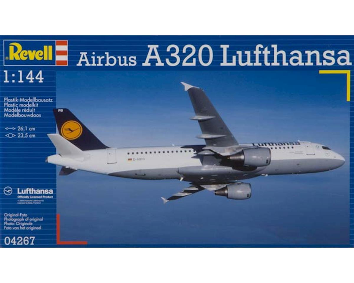 Revell Germany 04267 1/144 Airbus A320 Lufthansa