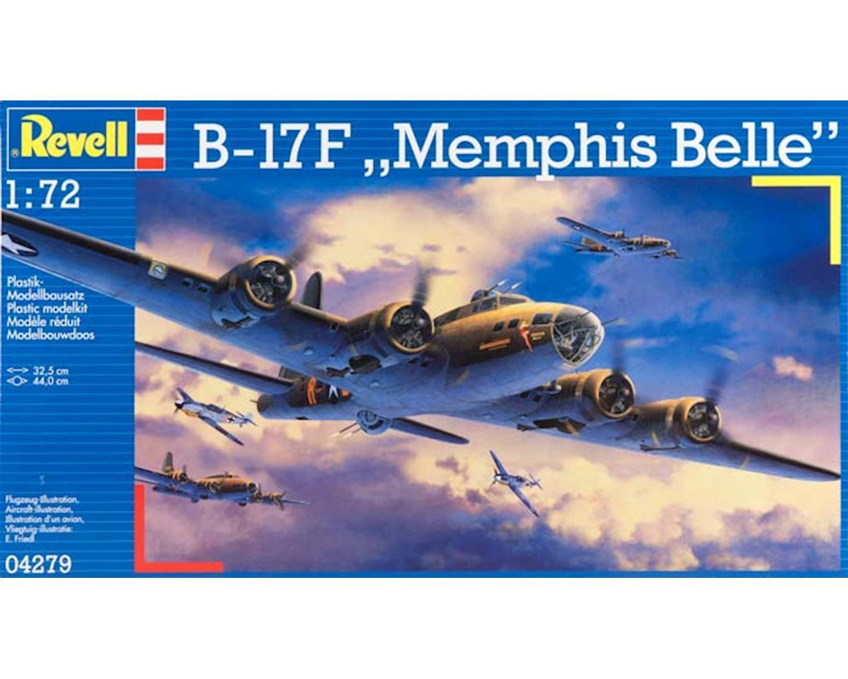 1/72 B-17F Memphis Belle Usaf Bomber by Revell Germany