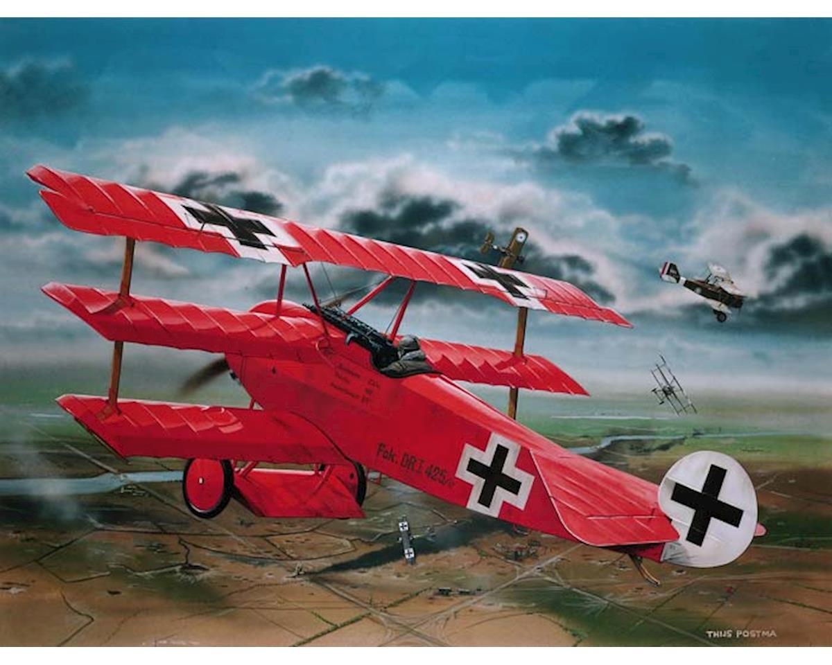1/28 Fokker Dri Richthofen Triplane