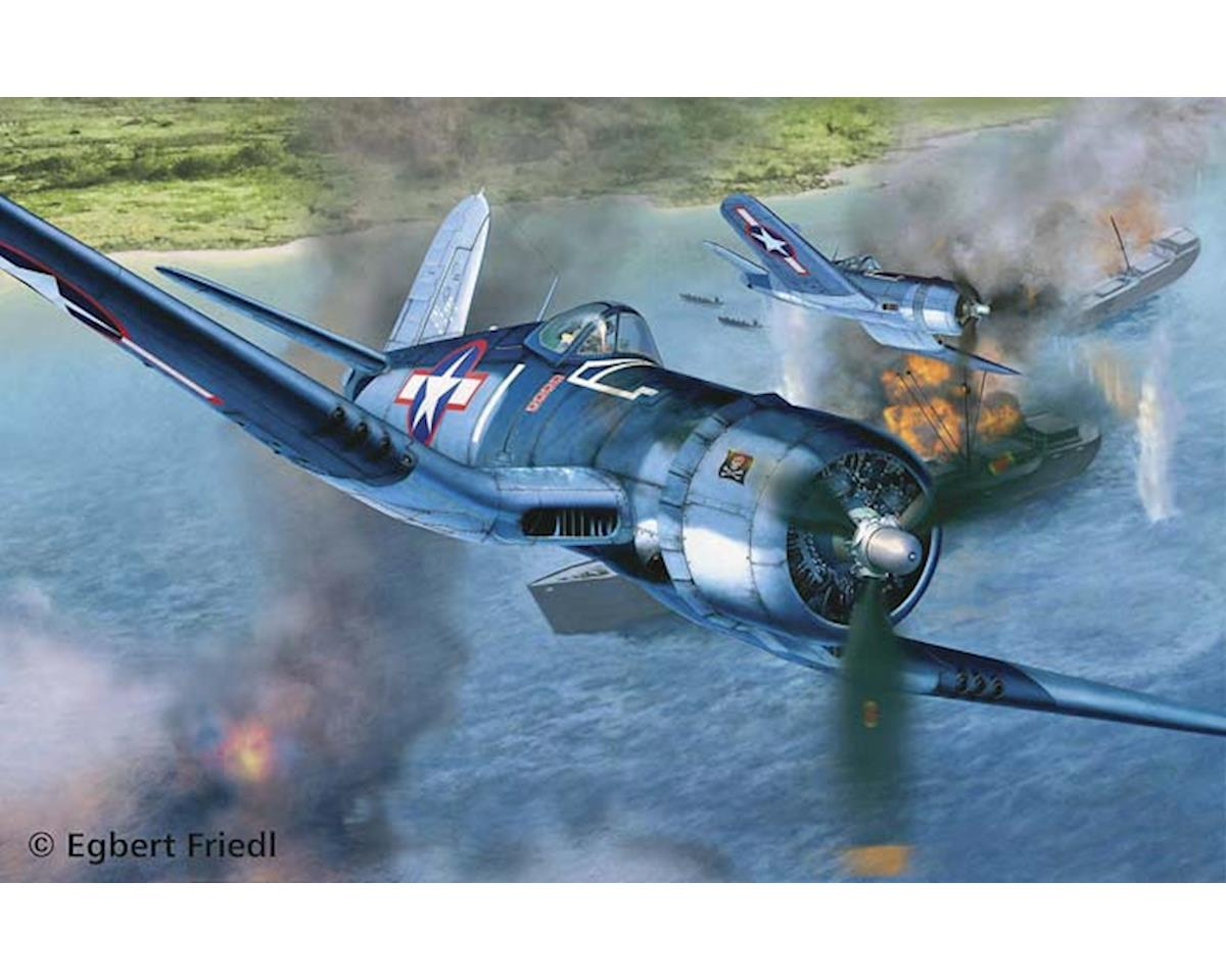 Revell Germany 1/32 Vought F4u1d Corsair Aircraft