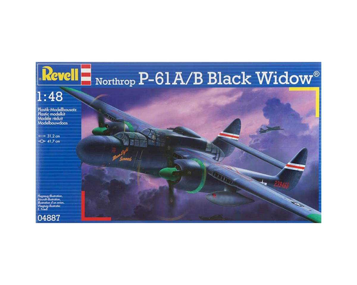 Revell Germany  1/48 P-61B Black Widow