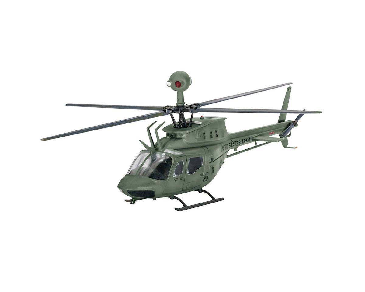 1/72 Bell Oh-58D Kiowa by Revell Germany