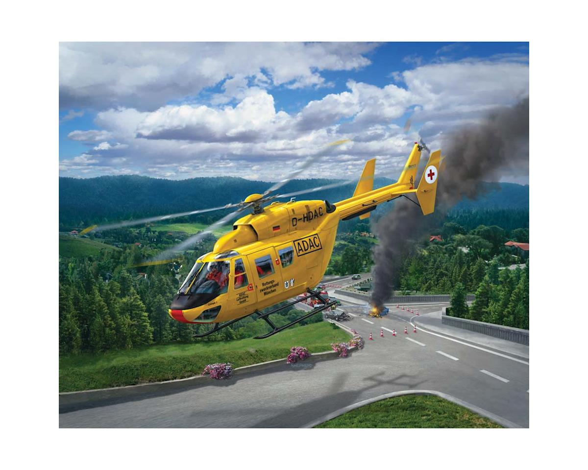Revell Germany 1/72 Bk-117 Adac
