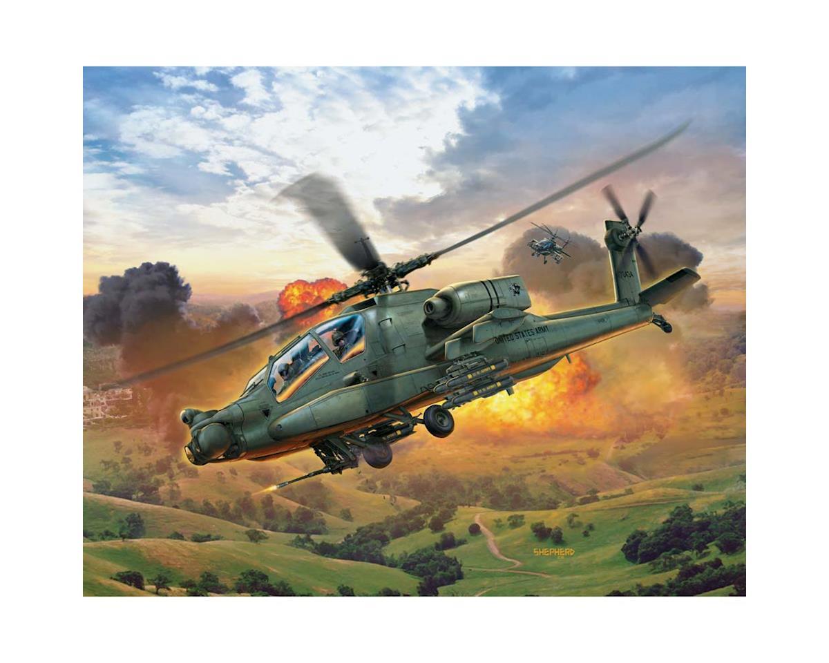 1/100 Ah-64A Apache