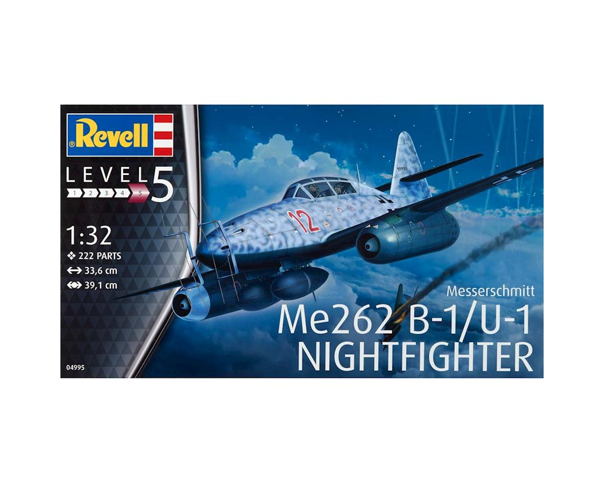 1/32 Messerschmitt Me 262B-1 Nightfighter by Revell Germany