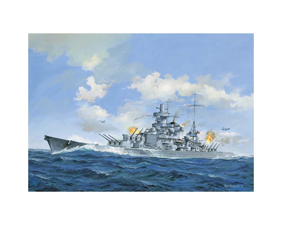 Revell Germany 1/570 Battleship Scharnhorst