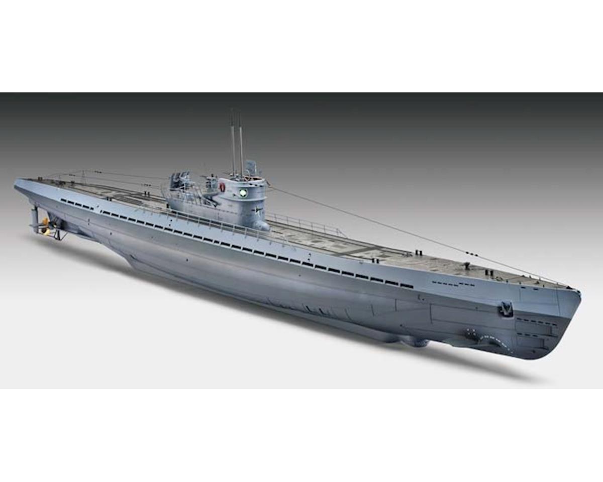 Revell Germany 05114 1/72 German Submarine Type IX C