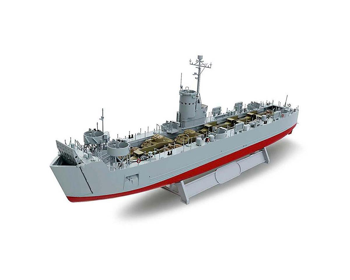 1/144 Us Navy Landing Ship Medium (Lsm) Model