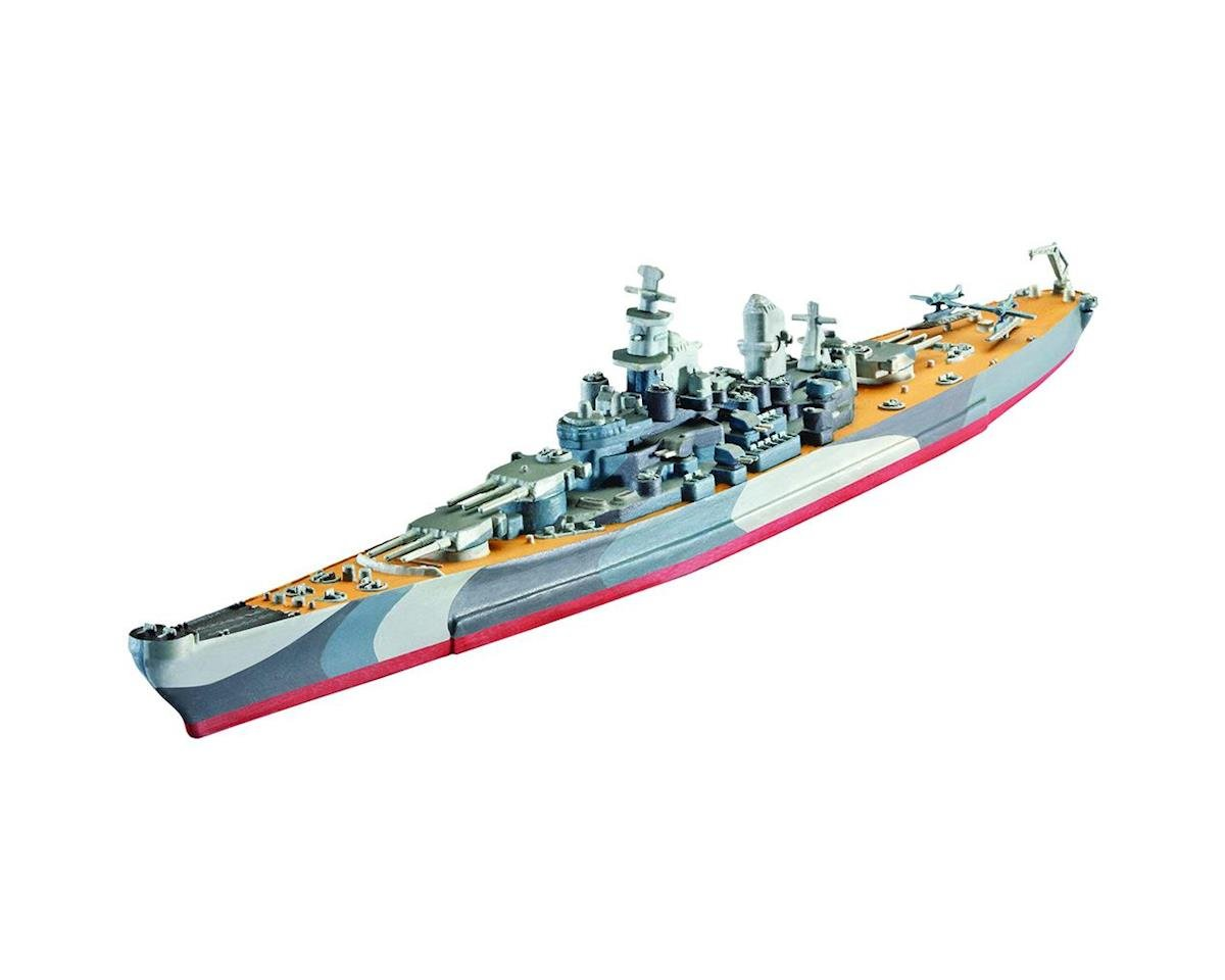 Revell Germany  1/1200 Battleship Uss Missouri Wwii