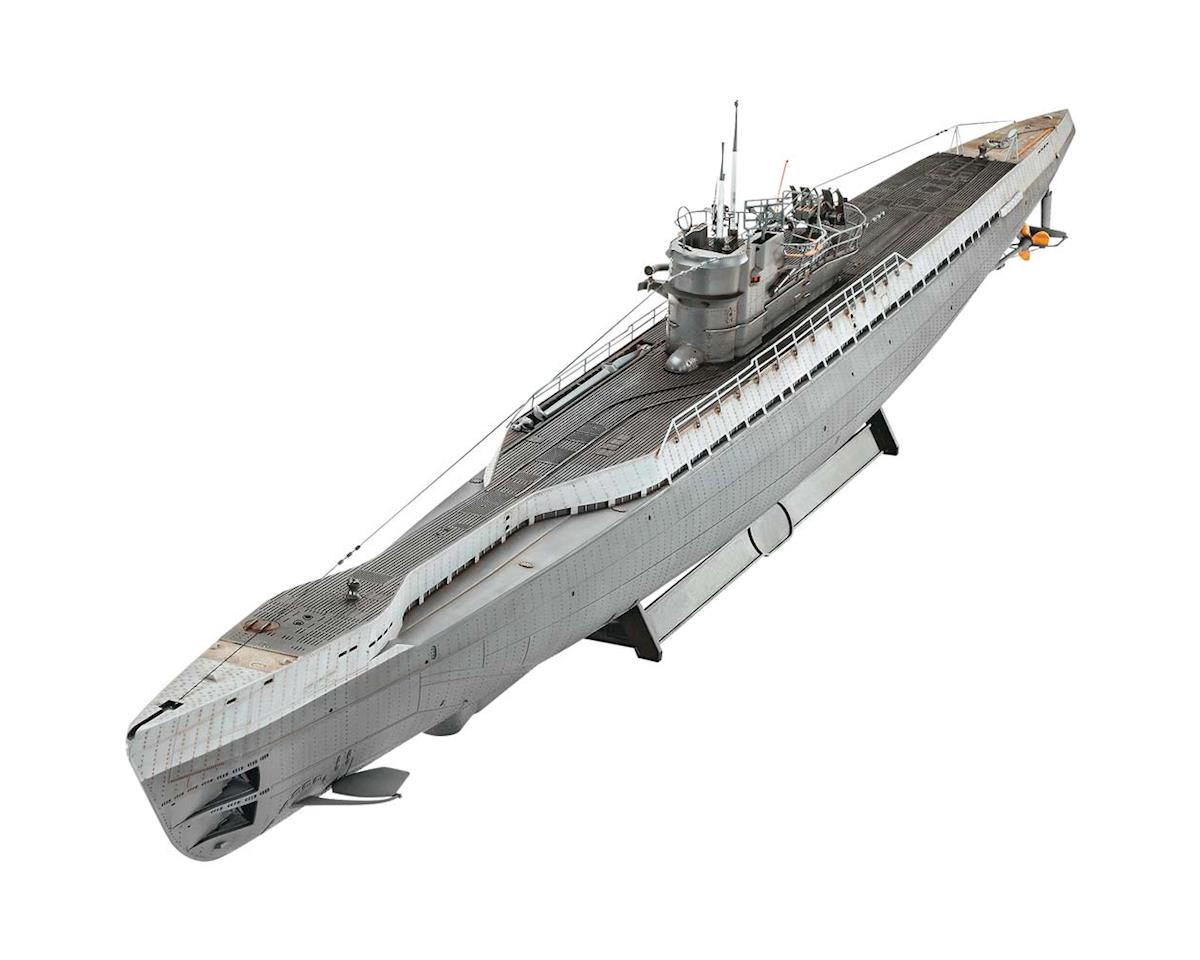 05133 1/72 German Submarine Type IX C/40 by Revell Germany