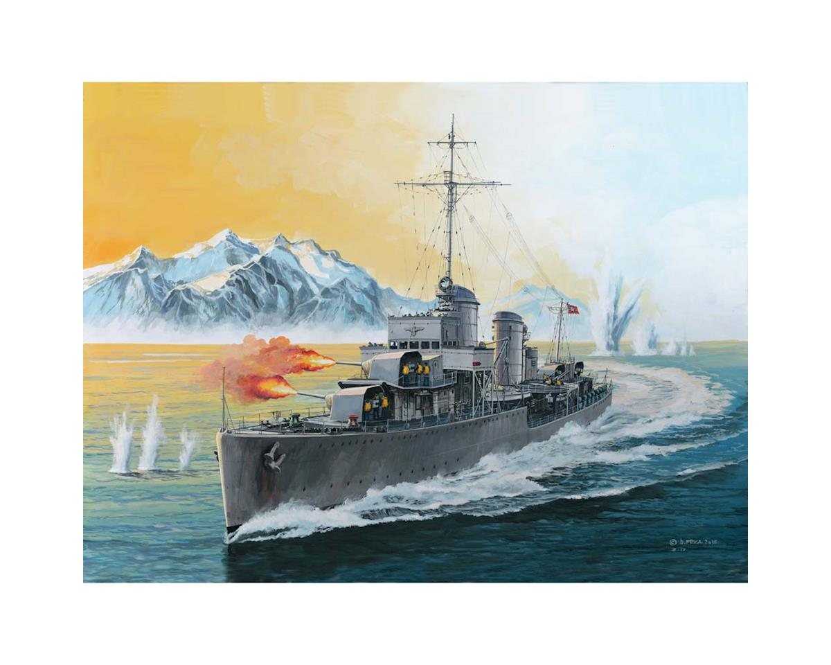 Revell Germany 1/350 German Destroyer Type 1936