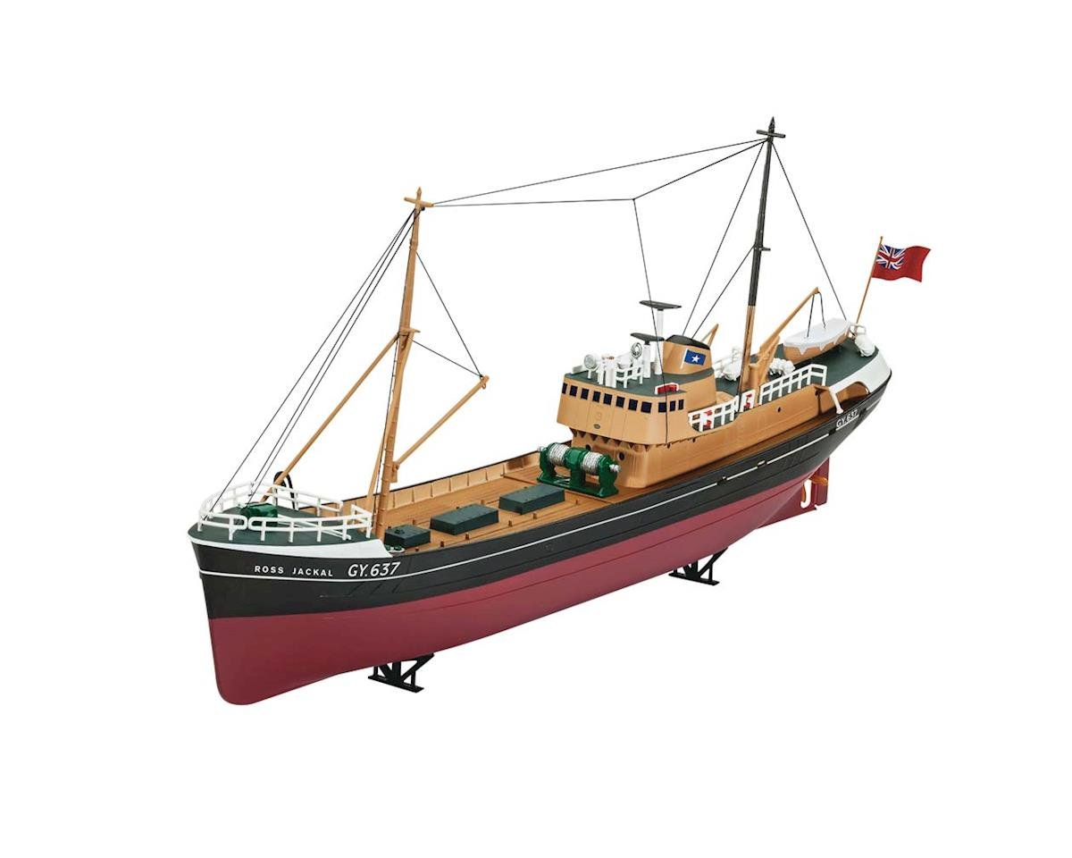 Revell Germany 05204 1/142 North Sea Fishing Trawler
