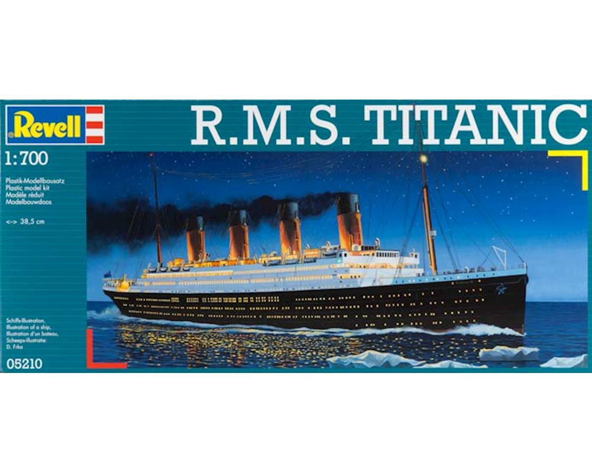 05210 1/700 RMS Titanic by Revell Germany