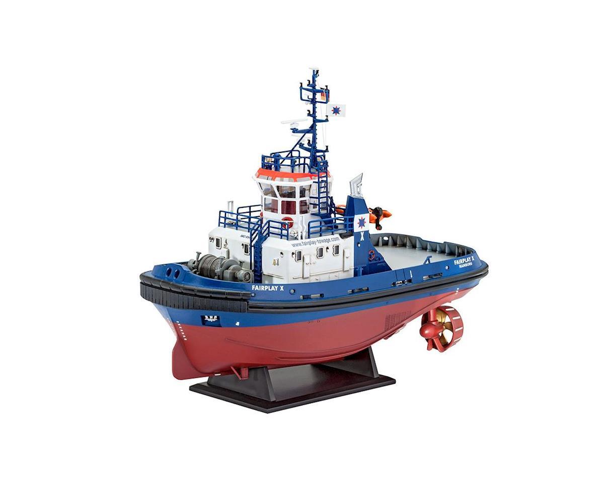 Revell Germany 05213 1/144 Harbour Tug Boat Fairplay I/III/X