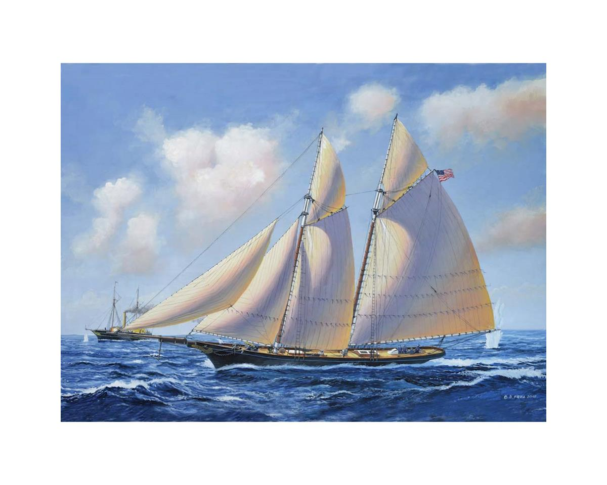 1/56 Racing Yacht America by Revell Germany