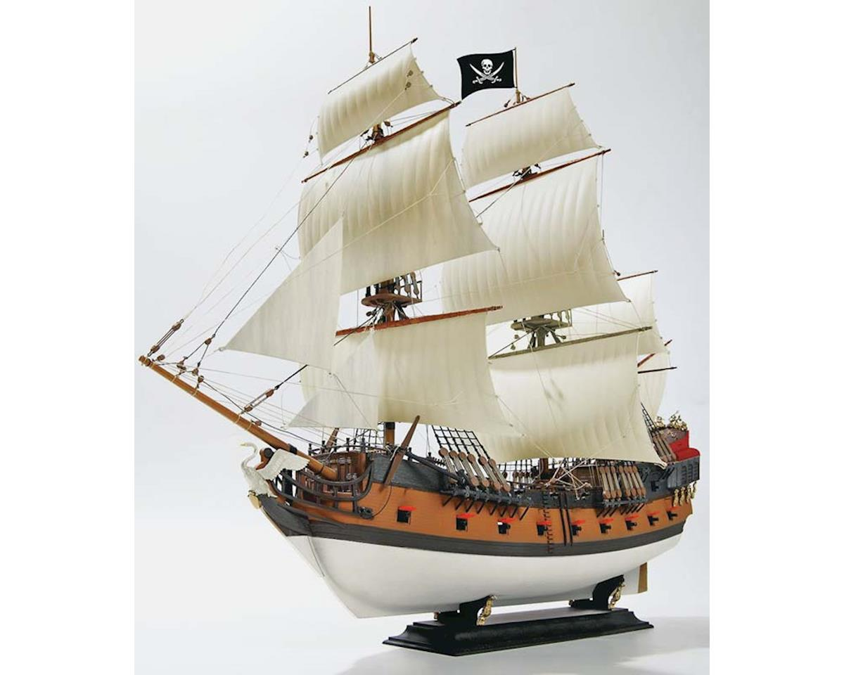 05605 1/72 Pirate Ship by Revell Germany