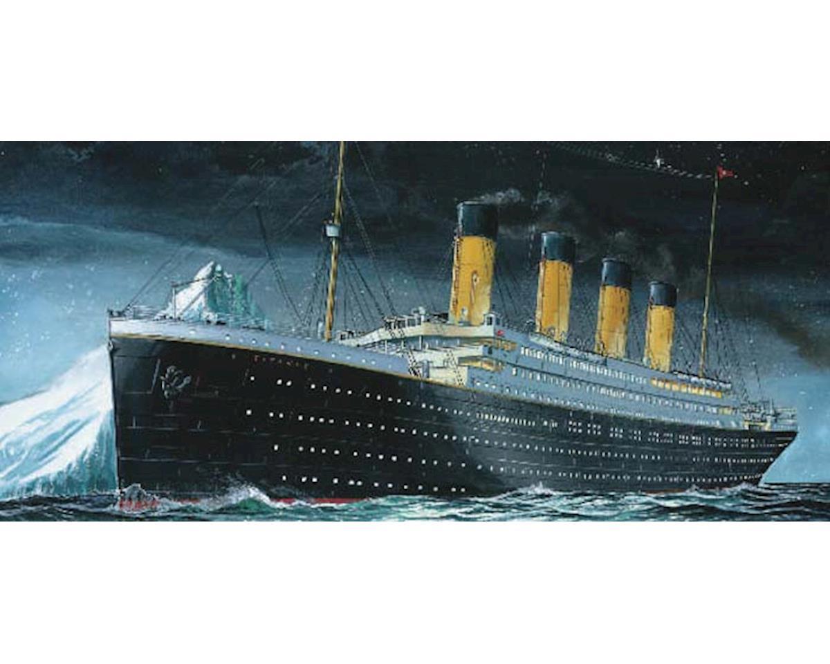 Revell Germany  1/1200 Mini Rms Titanic Ocean Liner