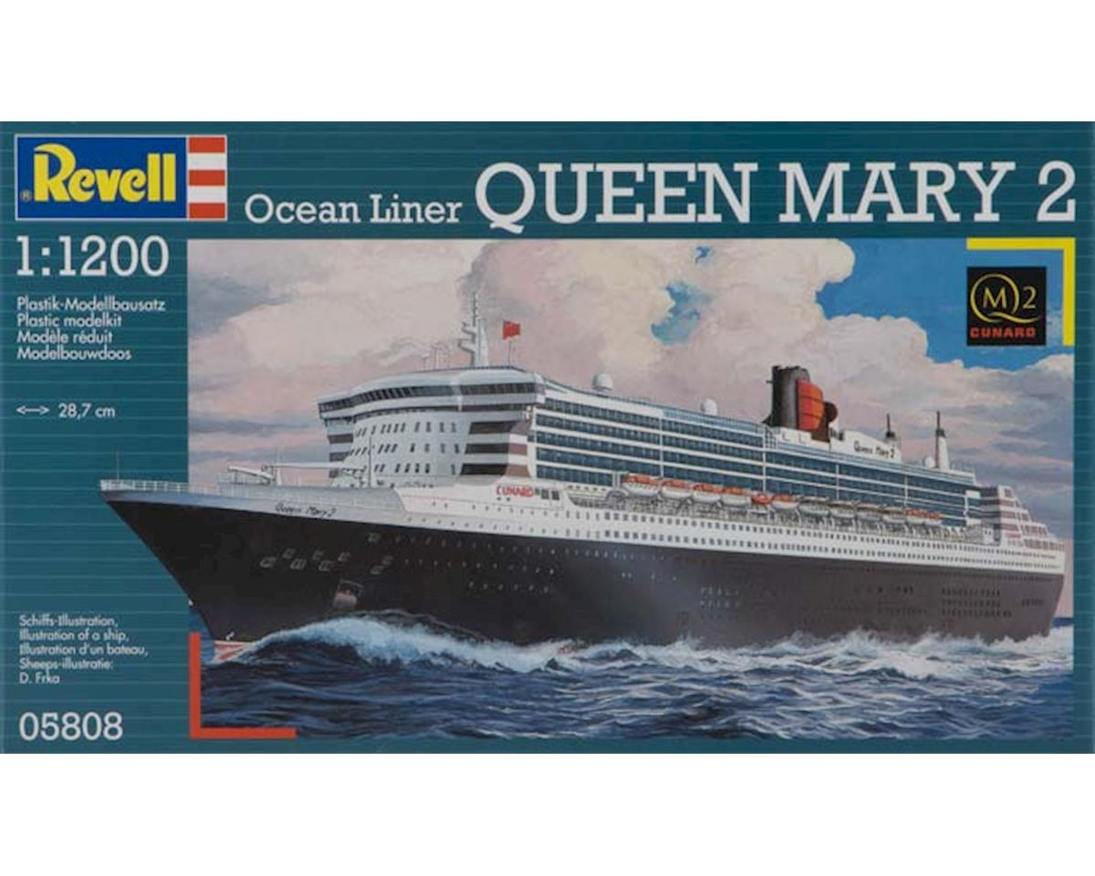 Revell Germany 05808 1/1200 Queen Mary 2