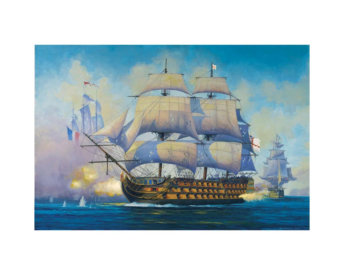 Revell Germany 1/450 Admiral Nelson Flagship