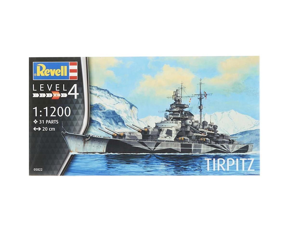 Revell Germany 05822 1/1200 Tirpitz