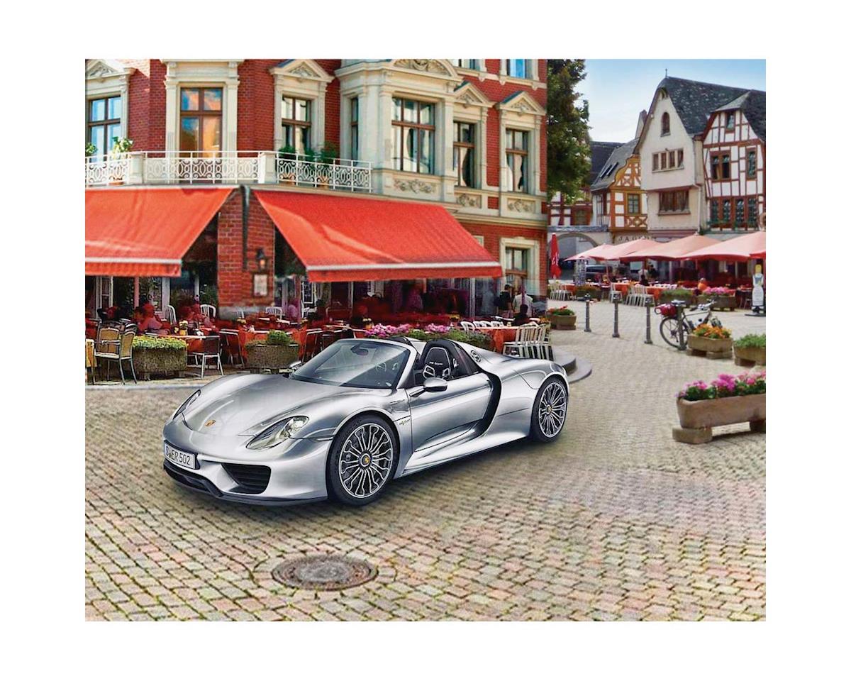 Revell Germany 1/24 Porsche 918 Spyder