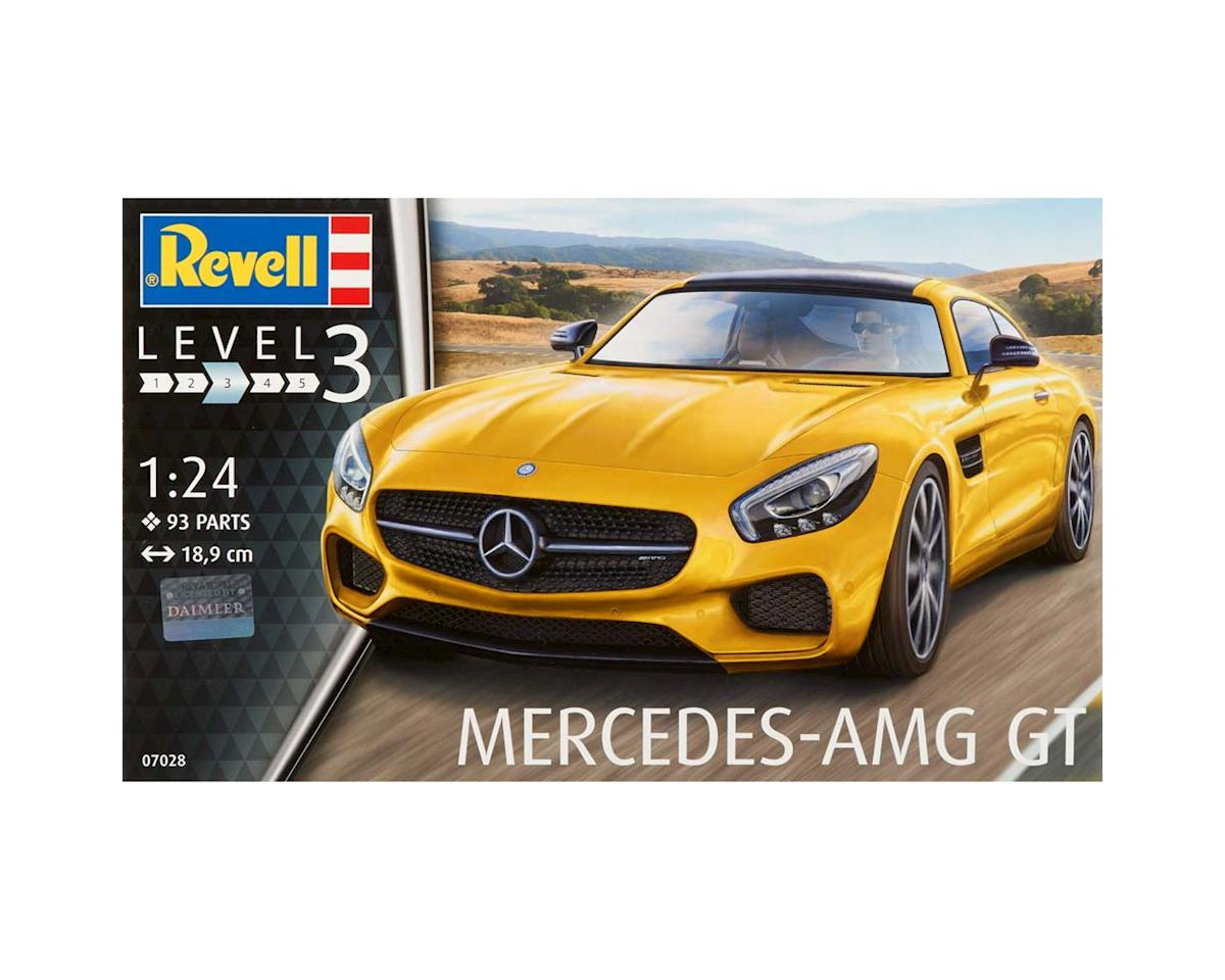 Revell Germany 1/24 Mercedes Amg Gt