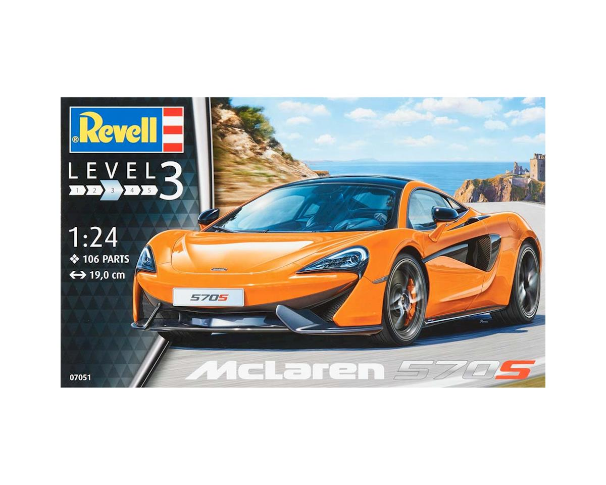 07051 1/24 McLaren 570S by Revell Germany