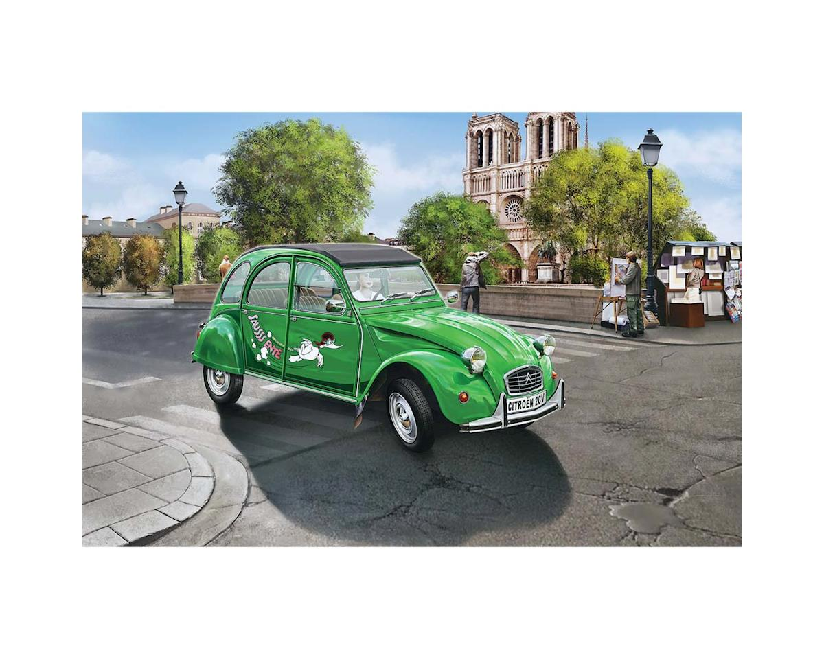 1/24 Citroen 2Cv Sausss Ente by Revell Germany