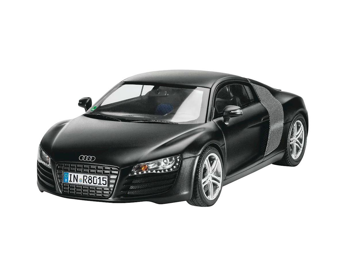 Revell Germany  1/24 Audi R8 Black Model