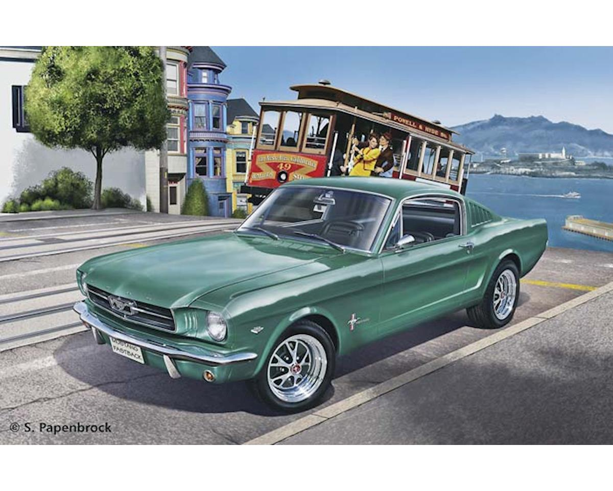 Revell Germany  1/25 1965 Ford Mustang 2+2 Fastback