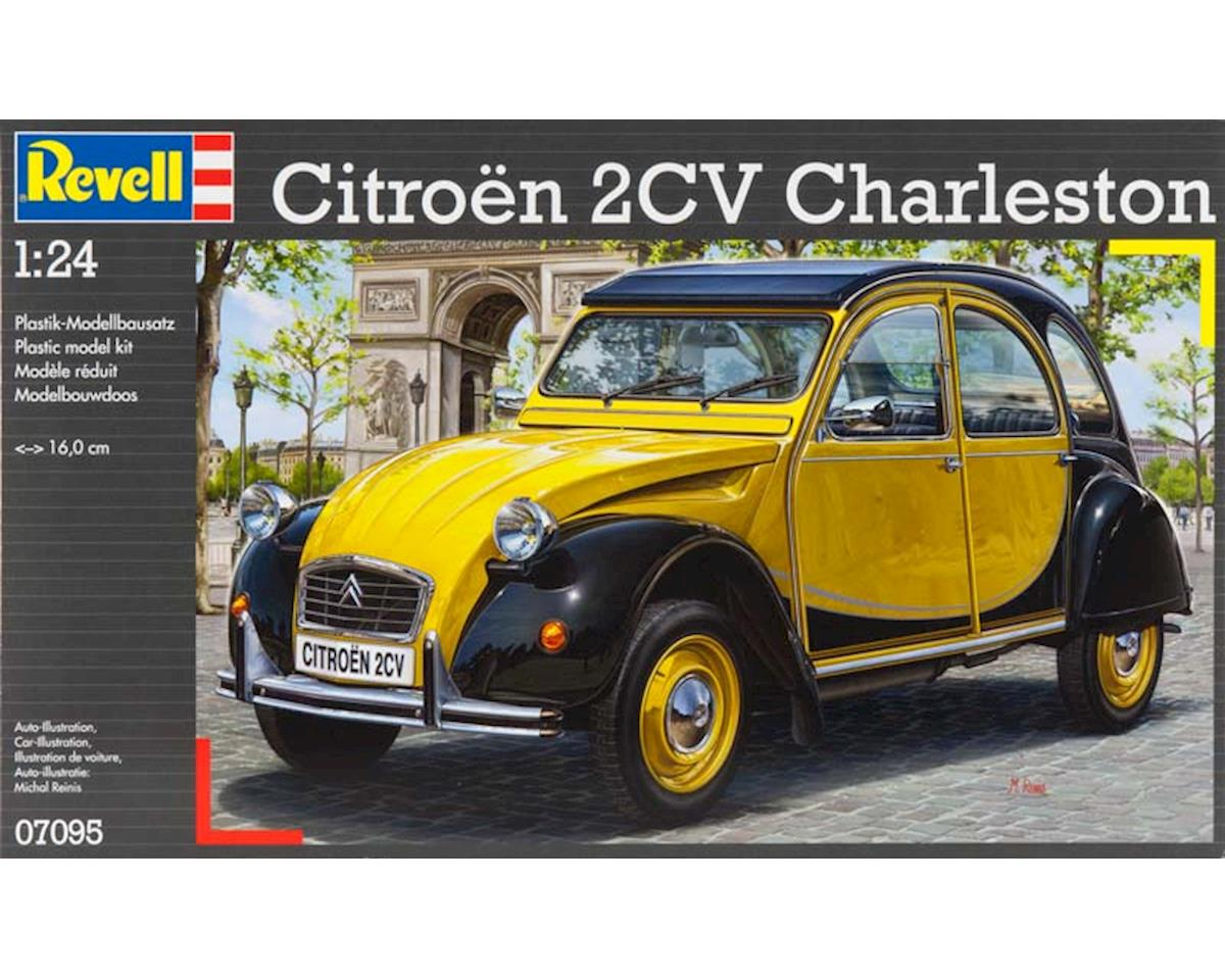 Revell Germany 07095 1/24 Citroen 2CV