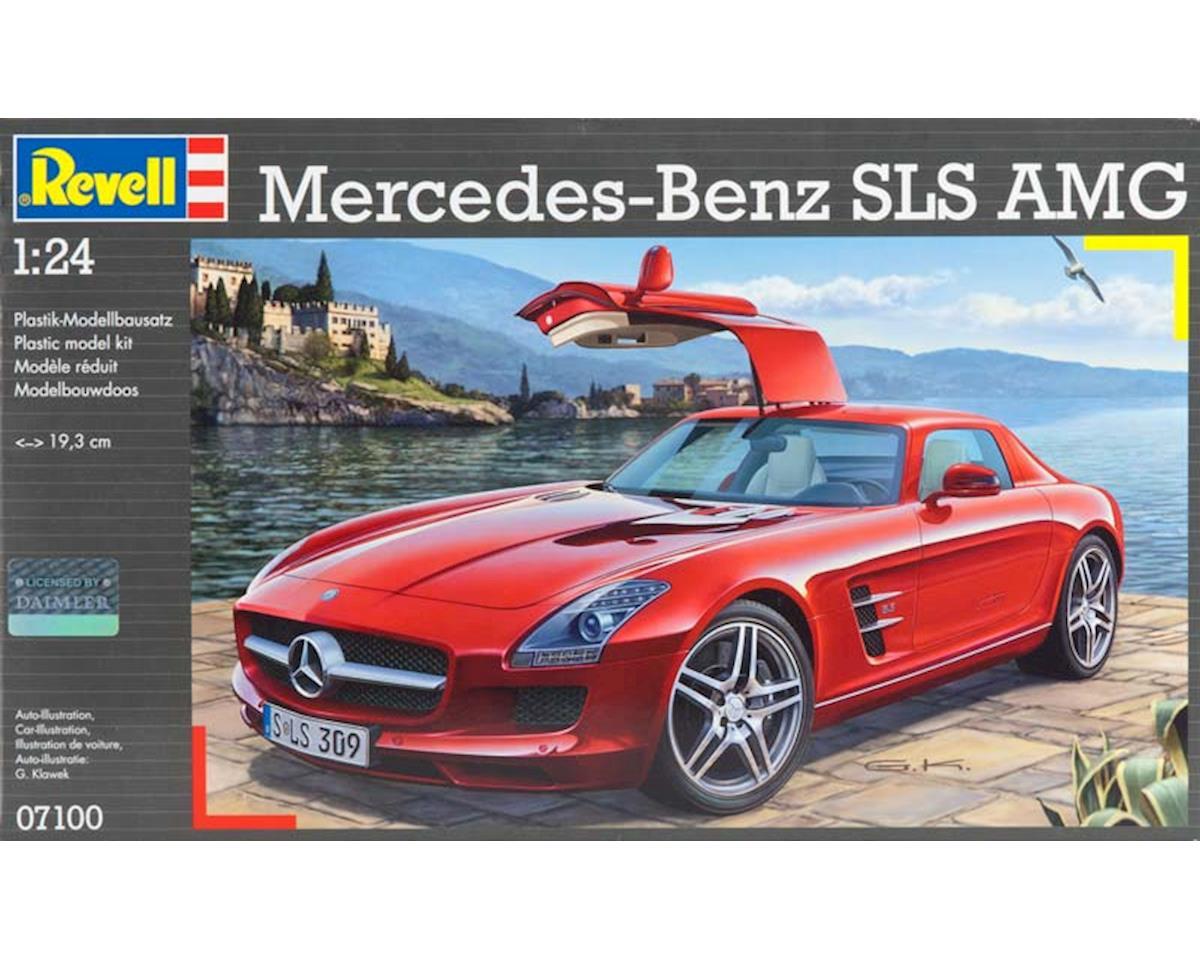 Revell Germany 07100 1/24 Mercedes SLS AMG