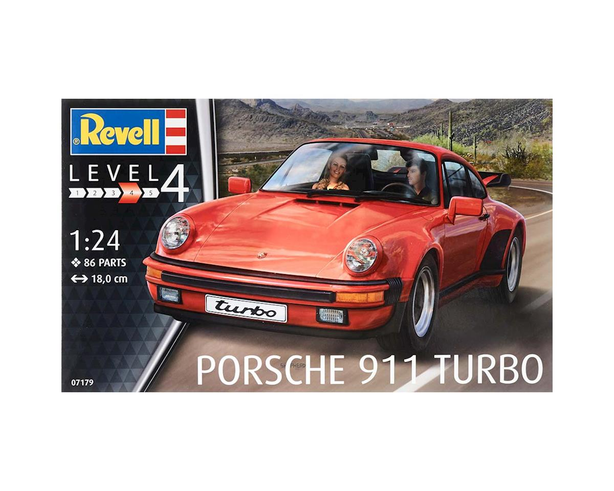 Revell Germany 07179 1/25 Porsche 911 Turbo