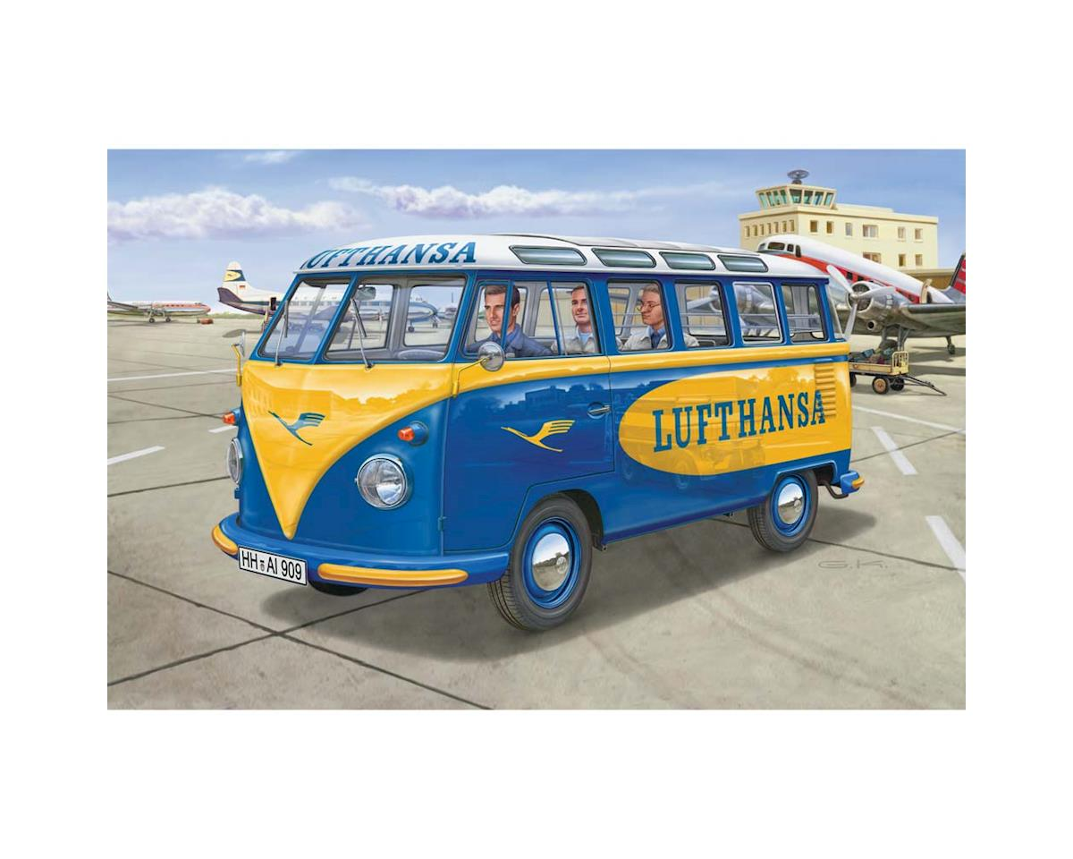 1/24 Vw T1 Samba Bus Lufthansa by Revell Germany