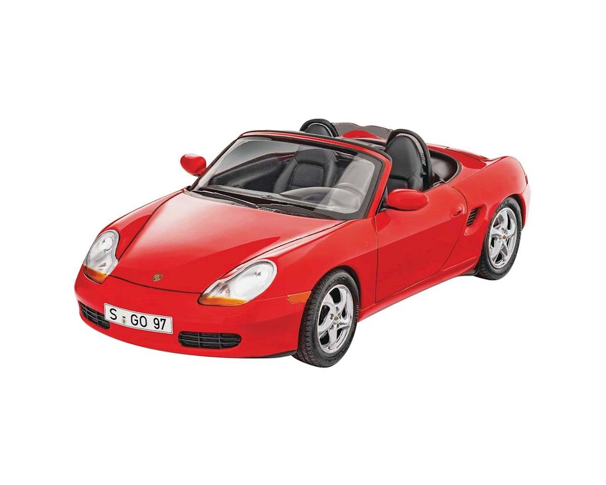 1/24 Porsche Boxster by Revell Germany