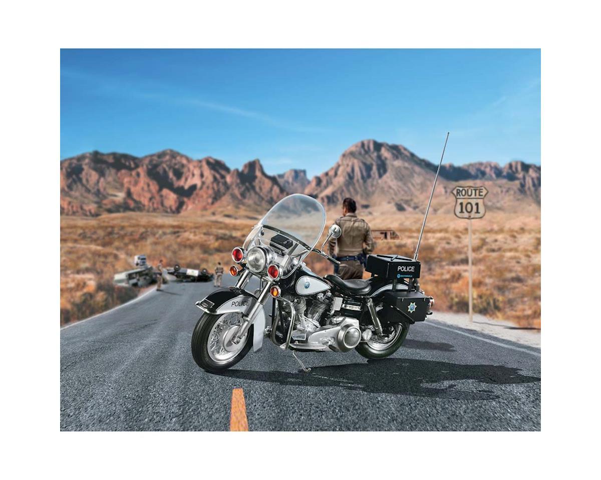 Revell Germany 07915 1/8 US Police Motorbike