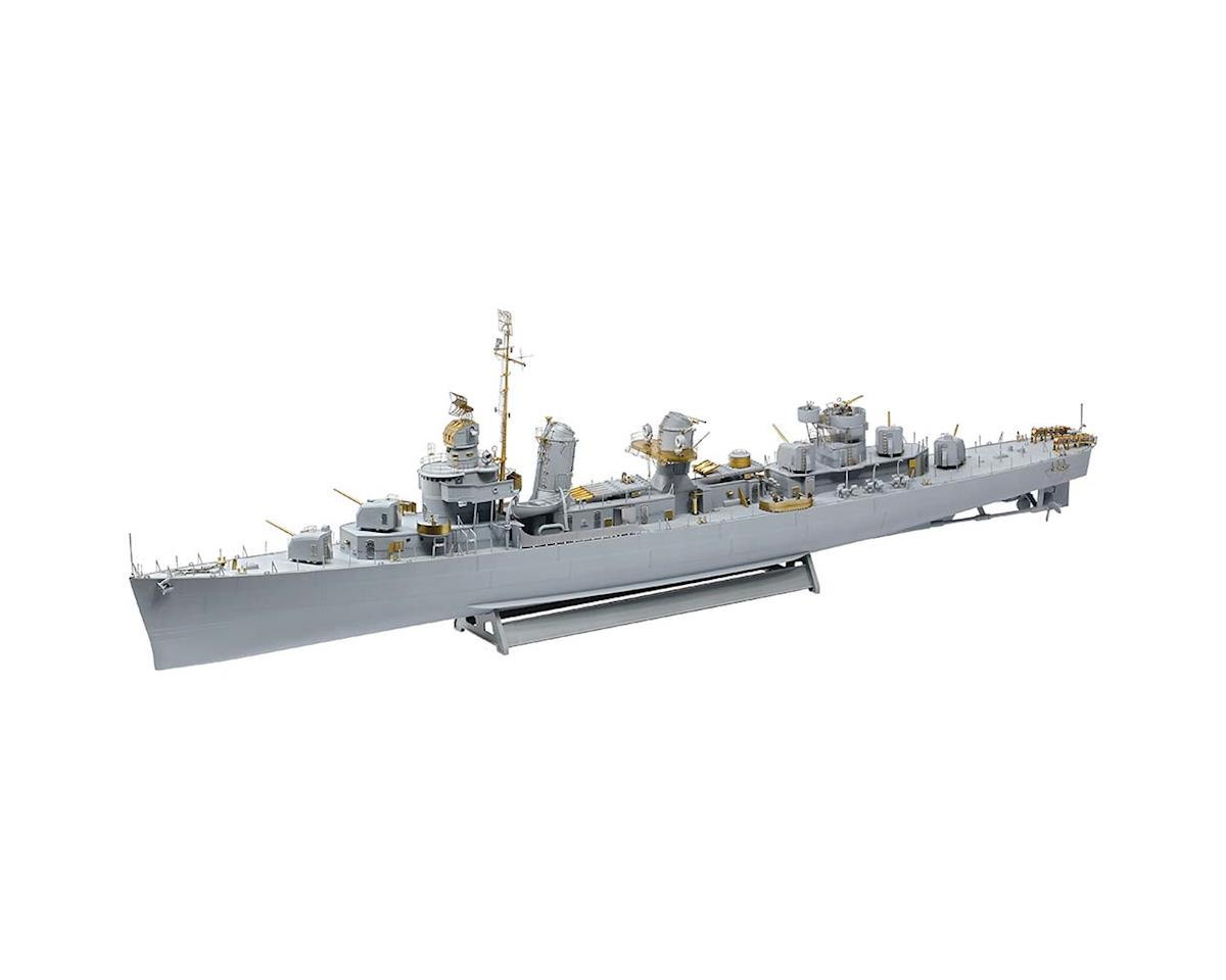 Revell Germany 5150 1/144 Fletcher Class Destroyer Platinum